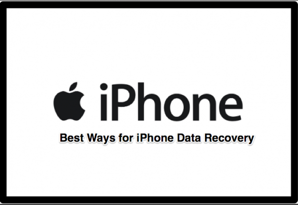 Recover Data from iPhone