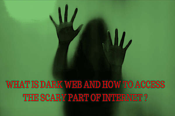 What is Dark Web and How to Access it?