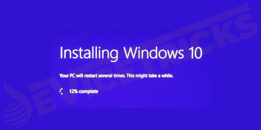 What is Windows 10 Stuck on Loading?