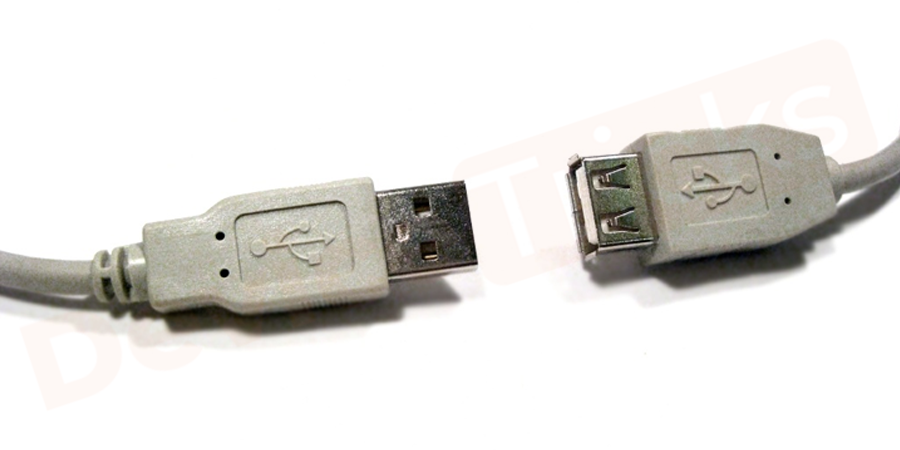 Disconnect the USB storage device and re-insert it into your computer through the same USB ports to confirm if the device was loosely connected or not. Check for the error and if the error disappears, you can rest easy. If not then go to the next step.
