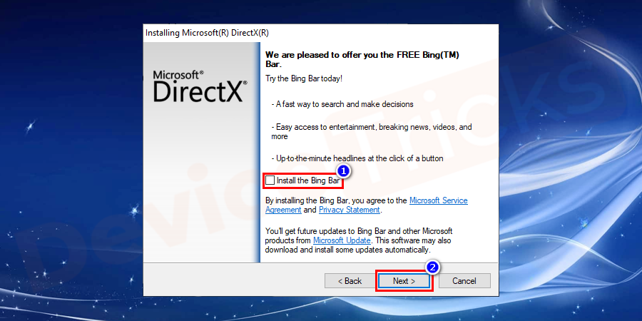 During the installation uncheck options to install third party programs that are bundled along with this software.
