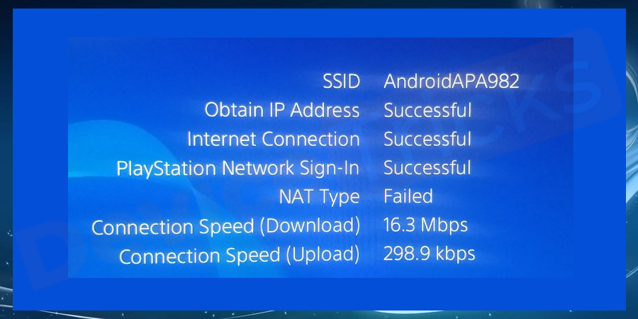 How to Fix PS4 NAT Type Failed ?