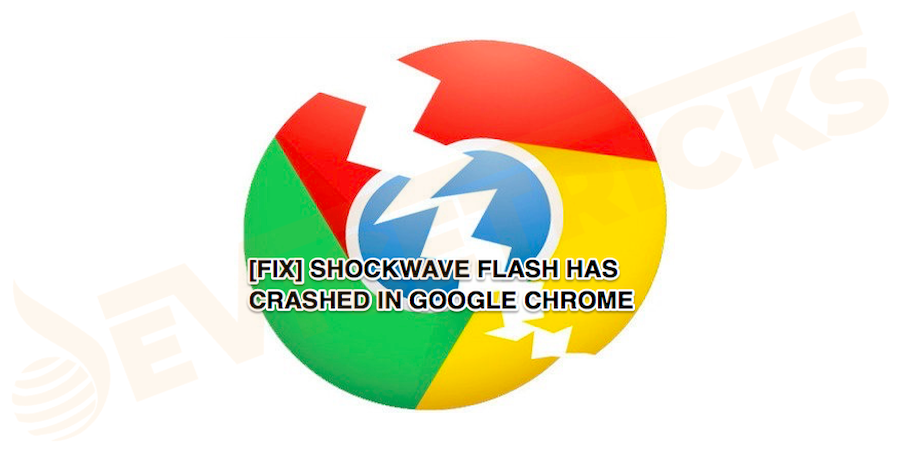 "How to Fix ""Shockwave Flash has Crashed"" Error in Google Chrome?"