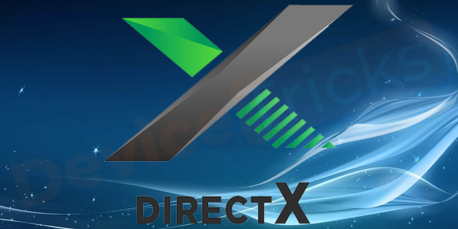 Install DirectX For the Problematic Program