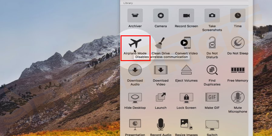 Make sure that Airplane mode is turned off. Because when it is enabled, it turns off all the radios. These are basic steps to solve AirDrop not working issue.