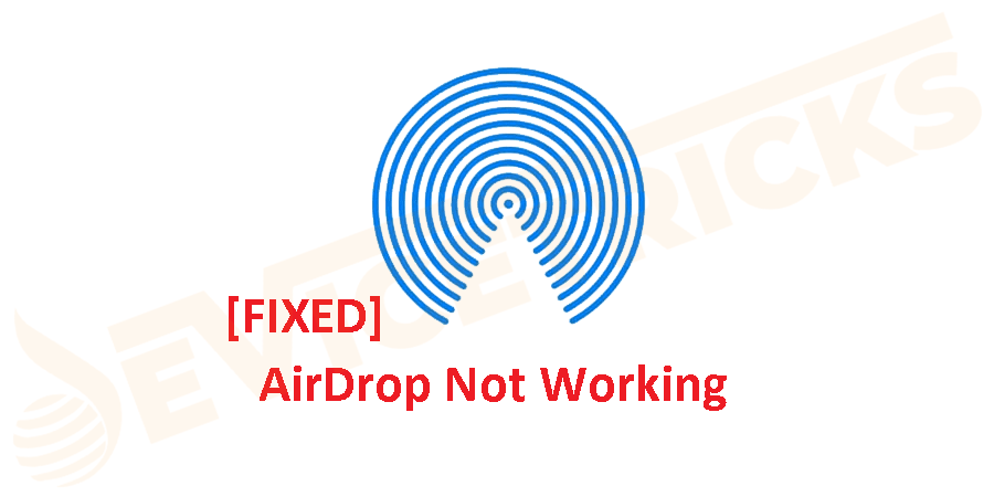 "Preliminary fixes for the ""AirDrop not Working"" issue."