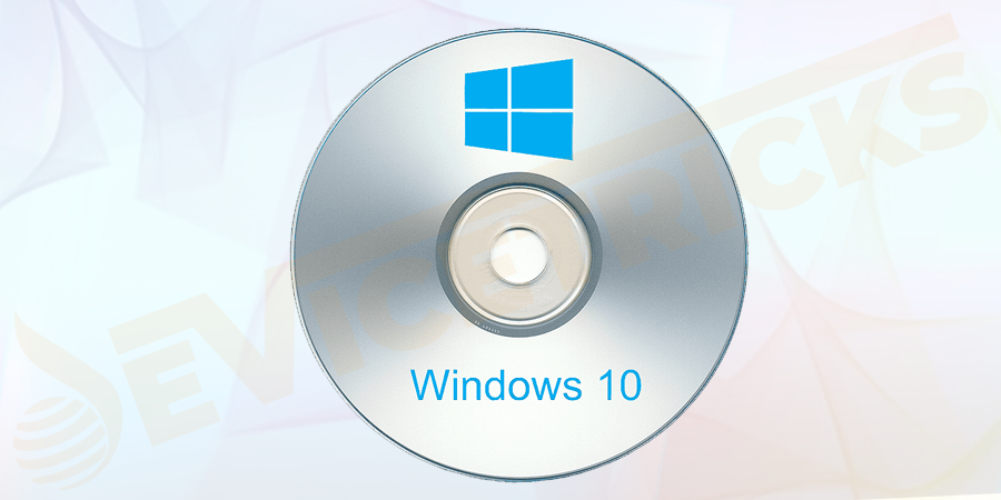 Turn On your system and insert Windows 10 Installation media to boot your PC.