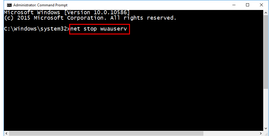 Reset Windows Configuration and Settings using Command Prompt