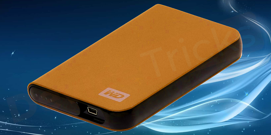 Connect external drive or hard drive along with Windows PE to your system.