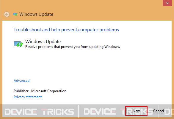 How to fix Windows Update Error 0x80070002 ?