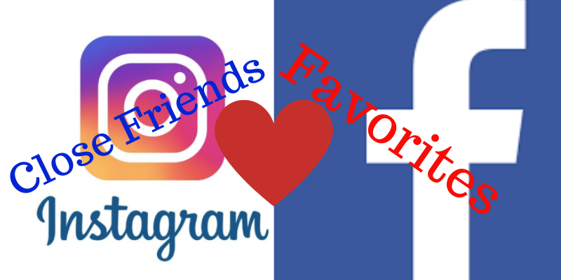 Facebook experiments an Instagram-style Close Friends feature