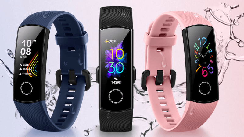 Best waterproof fitness trackers Bands 2019: wear in the shower or pool