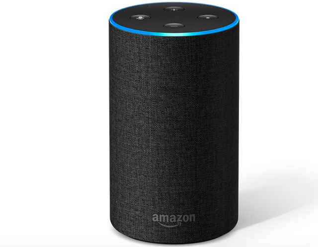 Amazon Echo will Consistently Remind you when to take Antibiotics