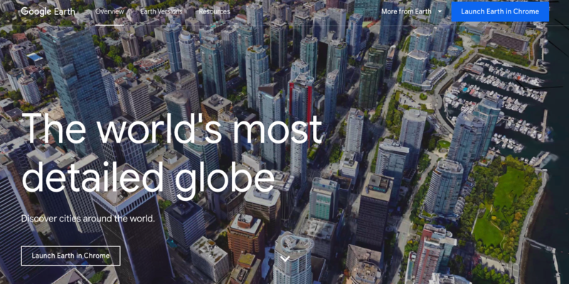 Google opens Earth, offering tools to build experiences for everyone