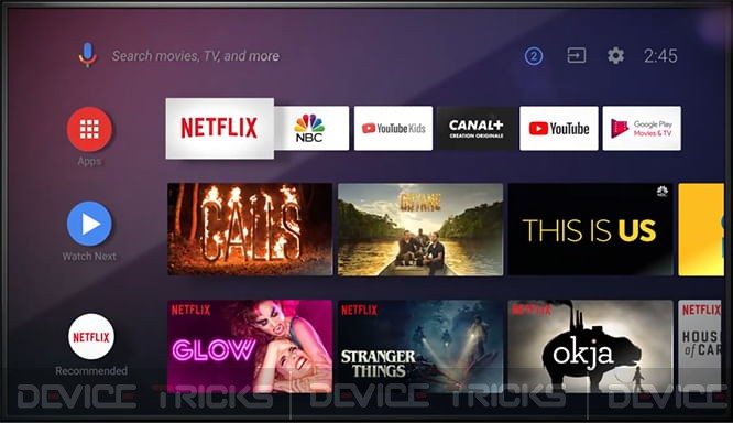 Google rolls out revamped Play Store on Android TV with new themes and much more