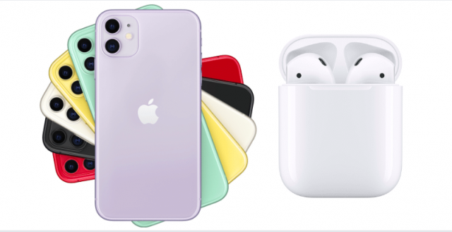 Apple may Ship Airpods with its 2020 iPhones