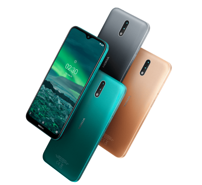 Nokia 2.3 Launched with Android One, Dual Rear Cameras and 4000 mAH Battery