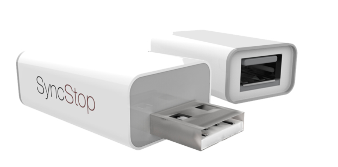SyncStop: A USB Condom You Need to Avoid Juice Jacking While Travelling
