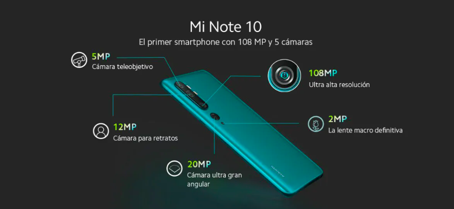 Xiaomi Mi Note 10 may Come in January 2020 to Begin a New Era