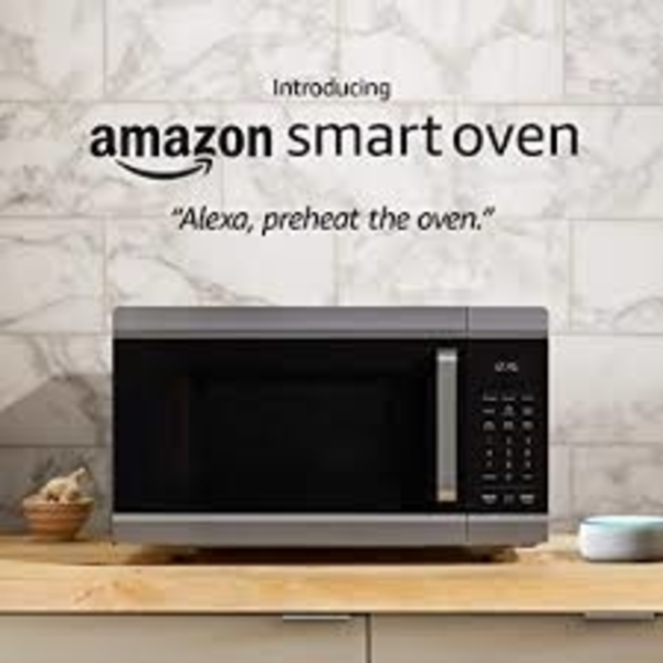 Amazon Launches Smart Microwave Oven With Free Echo Dot Speaker