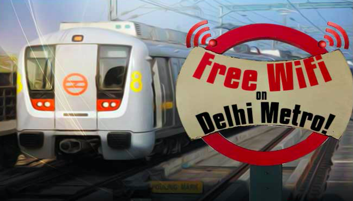 Free Wi-Fi Facility Inside Delhi Metro Trains; Here's How to Access It