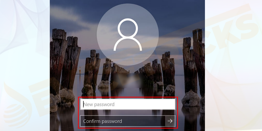 Answer all the security questions present on the screen, after submitting Windows will verify with your answers. If both matches then you will be directed to the password reset screen (new password).
