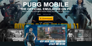 Tencent Gaming Buddy PUBG Emulator