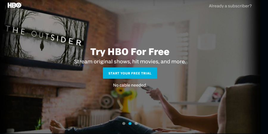 HBO Now- Free Movie Streaming Website