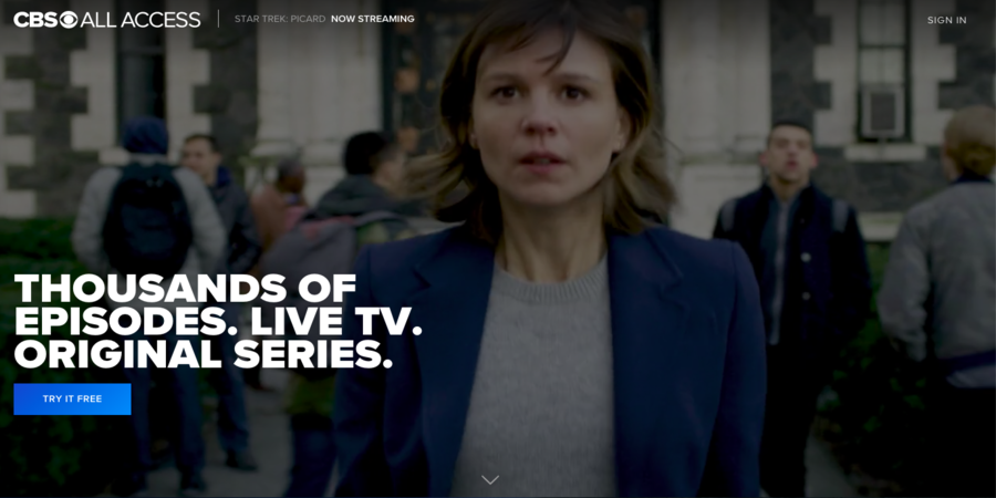 [CBS All Access] Sites to Watch TV Shows Online For Free[Full Episodes]