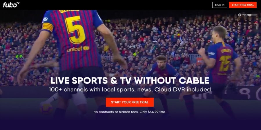 {Fubo TV} Sites to Watch TV Shows Online For Free[Full Episodes]