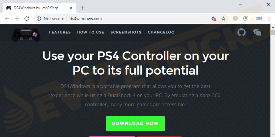Then disconnect your controller > download DS4 for Windows.And try to set it up by following the instructions in the setup.