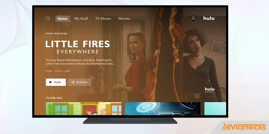 Hulu Reveals Updated User Interface to Improve User Experience