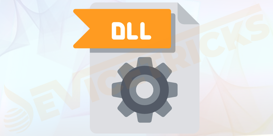 The app that the DLL came with