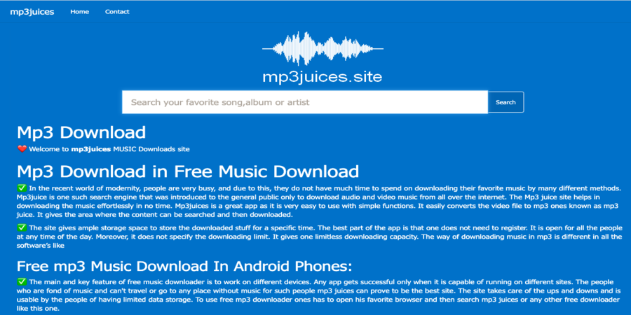 Download Full Albums Free